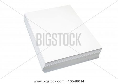 Pile Of A Paper