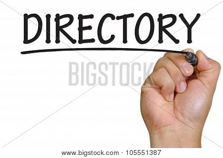 Hand Writing Directory
