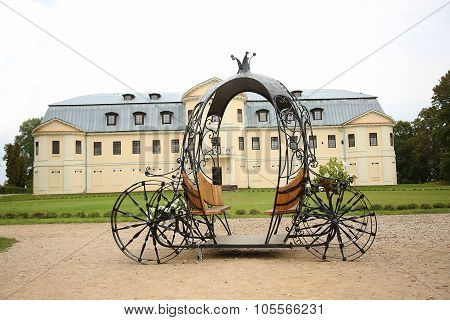 Fairy Tale Forged Carriage