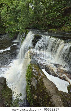 Sgwd Y Pannwr Waterfall