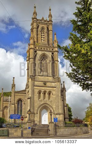 St Stephen Church In Bath, Somerset, England
