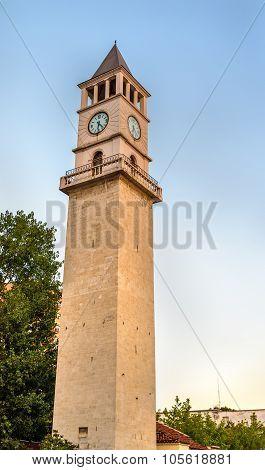The Clock Tower of Tirana - Albania poster