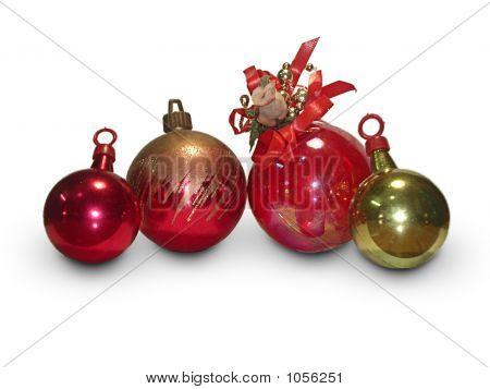 Christmas Ball Family