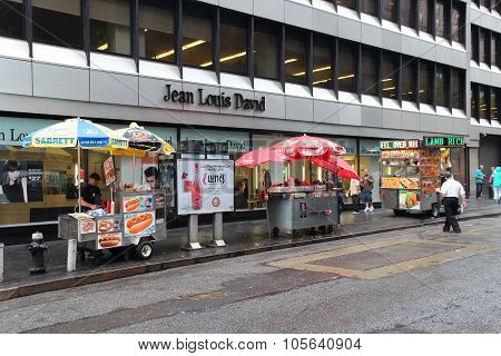 Food Cart New York