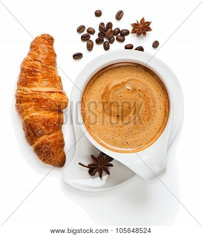 Coffee Time, Top View