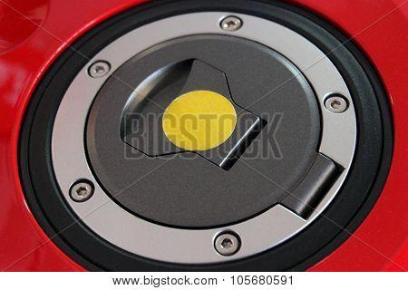 Motorcycle Fuel Tank Cap