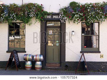 The Mill Pub, Cambridge, England