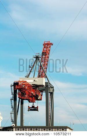 Sea Containers Crane