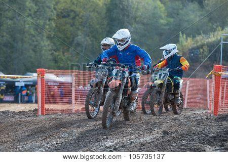Race Winner Konogorov 8 Artem (moscow)