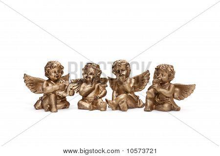 Bronze Angels