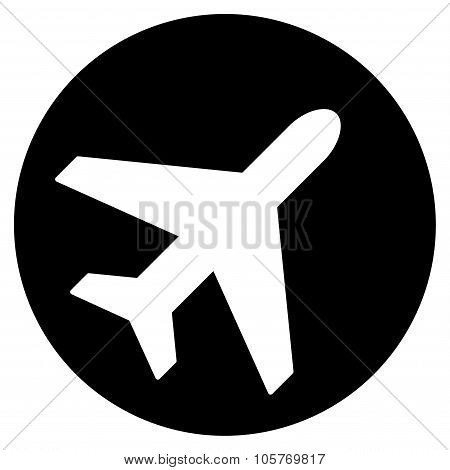 Avion Flat Icon