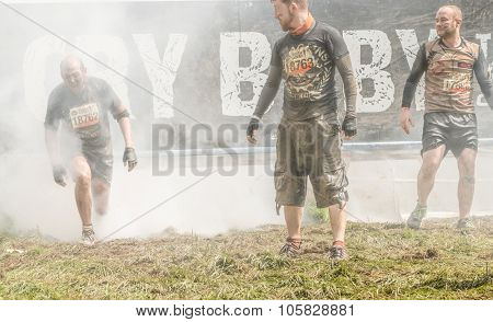 Tough Mudder 2015: Gasping For Air