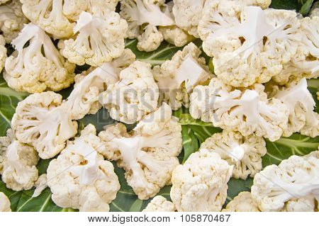 Organic White Cauliflower