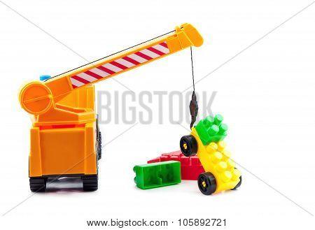 Hoisting Crane