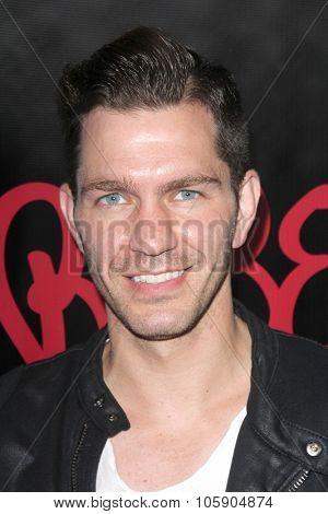 LOS ANGELES - OCT 22:  Andy Grammer at the Rebel Wilson for Torrid Launch Party at the Milk Studios on October 22, 2015 in Los Angeles, CA