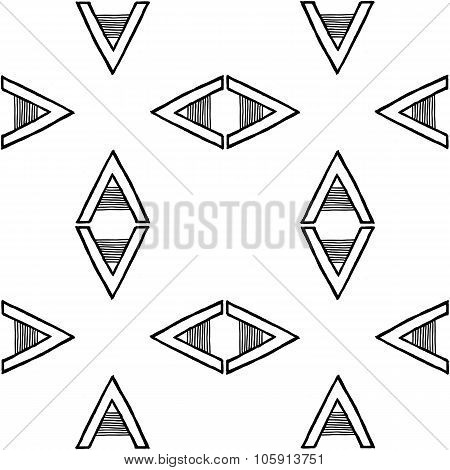 Grunge texture - abstract stock vector pattern - easy to use.