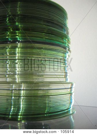 Pile Of Cds