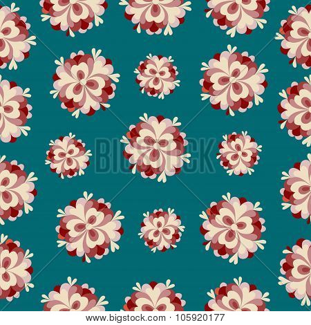 Classic Flowers Pattern