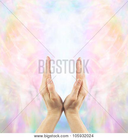 Channeling Angelic Healing Energy