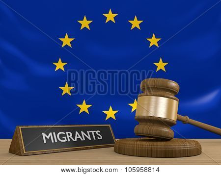 European Union and the Syrian migrant crisis in Europe
