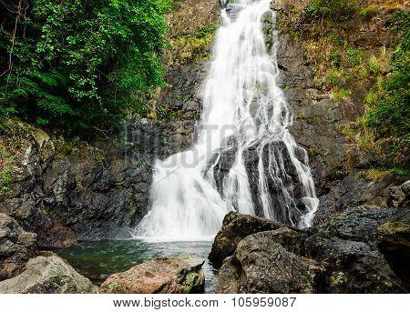 Sarika Waterfall, Thailand