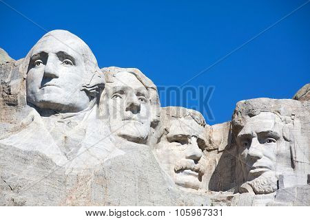 Mt. Rushmore Landmark