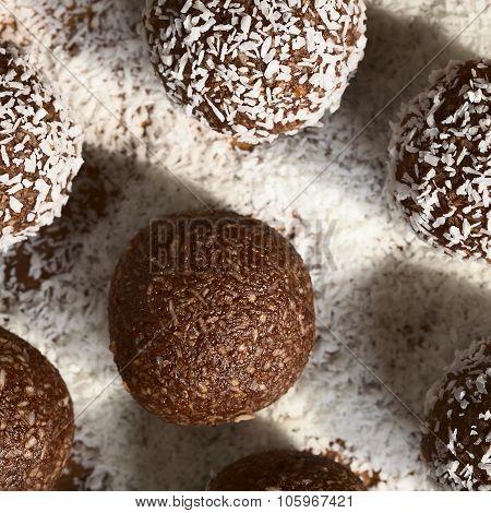 Coconut Rum Balls