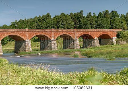 The Bridge Over The Rive