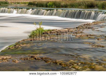 The Widest Waterfall