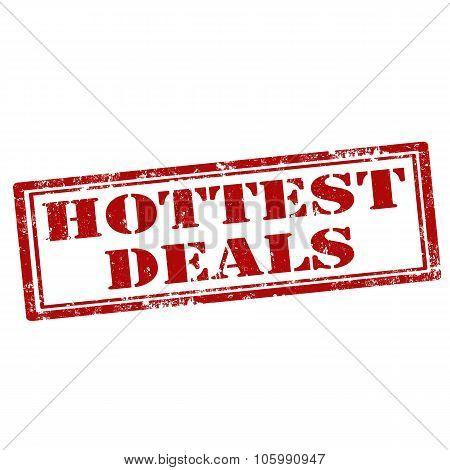 Hottest Deals-stamp