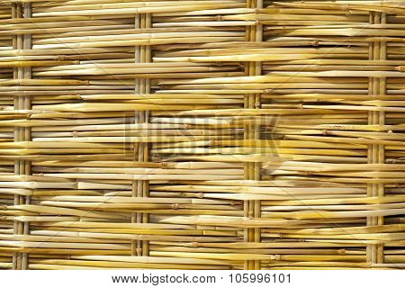 Plaited Straw