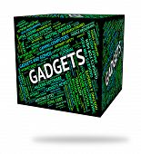 Gadgets Word Meaning Mod Con And Device poster