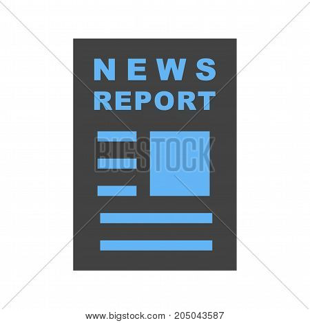 News, media, reporter icon vector image. Can also be used for news and media. Suitable for mobile apps, web apps and print media.