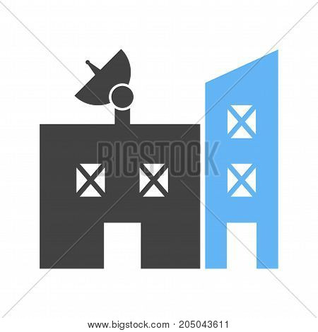 News, station, television icon vector image. Can also be used for news and media. Suitable for mobile apps, web apps and print media.