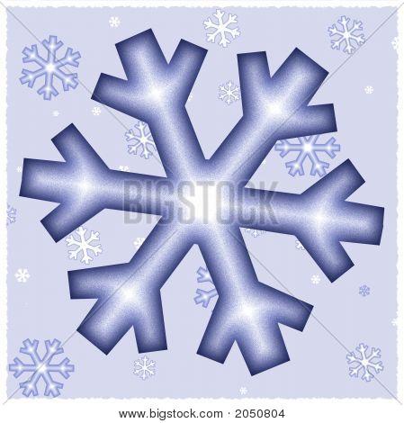 Graphic Snowflakes