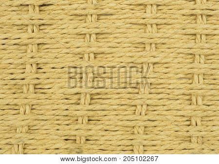 Wood texture with patternVintage weave wicker basket texture background
