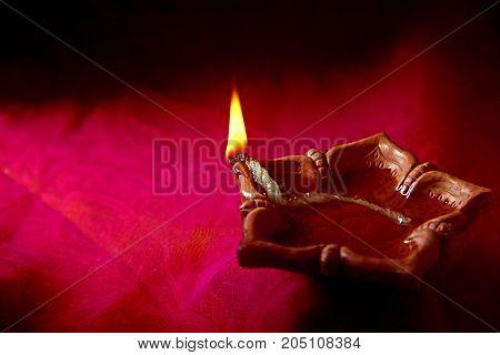 Diwalii lamp , Diwali Festival india ,