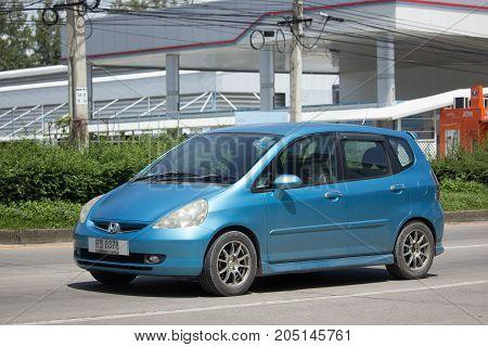 Private City Car Honda Jazz.