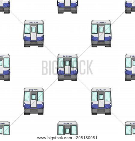Wagon, single icon in cartoon style.Wagon vector symbol stock illustration .
