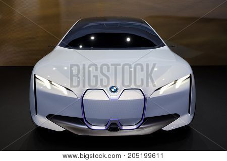 Bmw I Vision Dynamics Electric Concepot Car