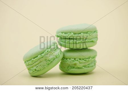 Cookies Of The Round Form
