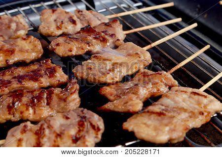 Pork The Stove