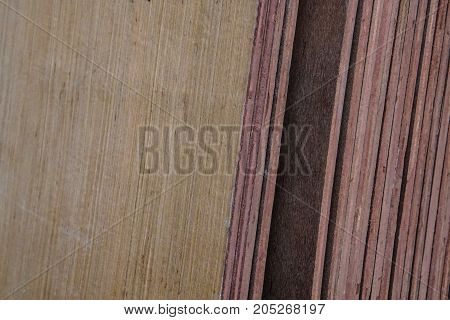 abstract wood panel texture from the factory