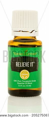 Young Living Isolated