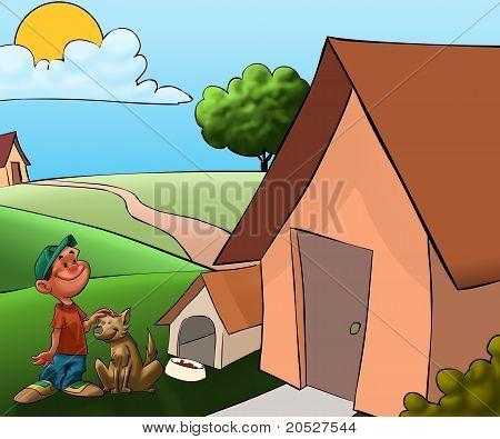 House Of Dog