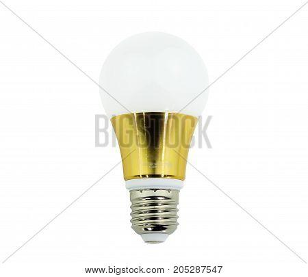LED down light isolated on white background