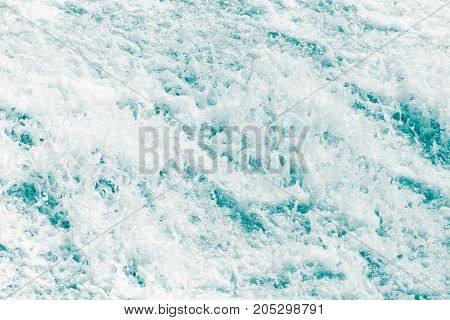 background of stormy of water . In a park in the nature