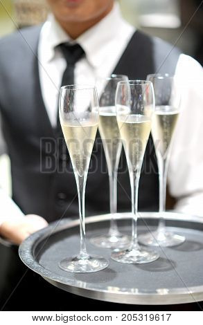 wine and alcohol for party - wedding party