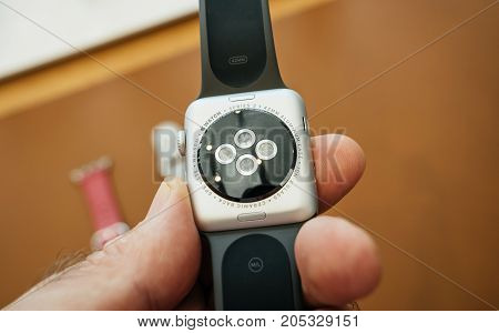 New Apple Watch Series 3 Lte Call Gps Sensor
