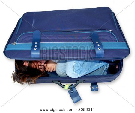 Stuck In Suitcase